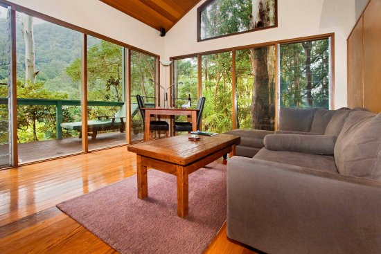 Upper Crystal Creek, Australia: Rainforest Canopy Bungalow