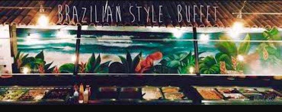 Bondi, Australia: Brazilian buffet