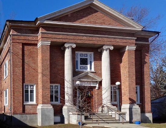 Columbia County Historical Society Museum & Library