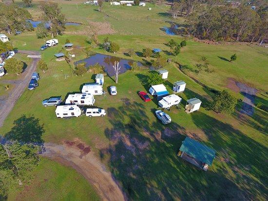 Crows Nest Caravan Park Photo