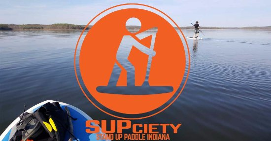 West Baden Springs, IN: SUPciety Indiana Logo