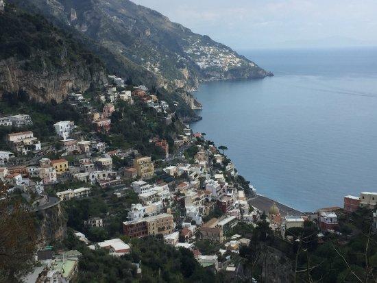 Day Tour in Italy : Amalfi Coast from Positano