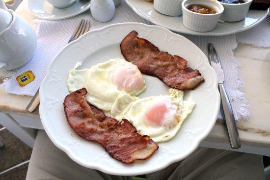 Platis Yialos, Grecia: Breakfast (2)