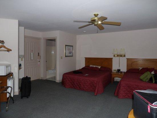 Lanesboro, Миннесота: Spacious rooms