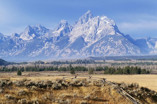 Grand Teton National Park Guided Tour...