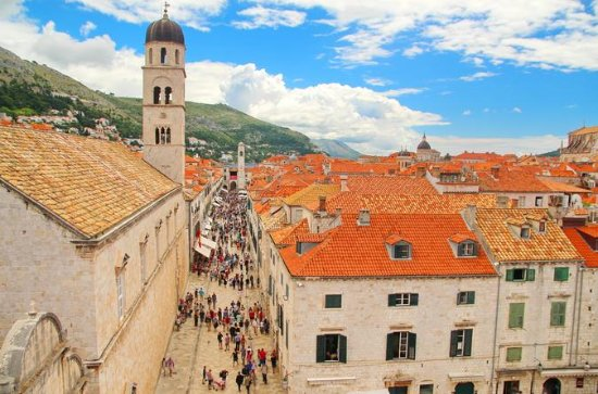 Dubrovnik Old Town 1.5-Hour Guided...