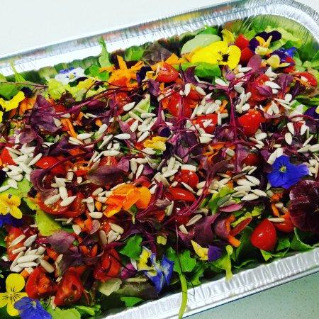 West Monroe, Luizjana: Now THAT is a salad