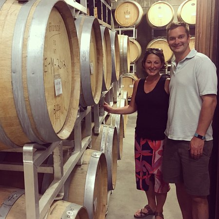 Penticton, Kanada: Open Air Adventures & Wine Tours