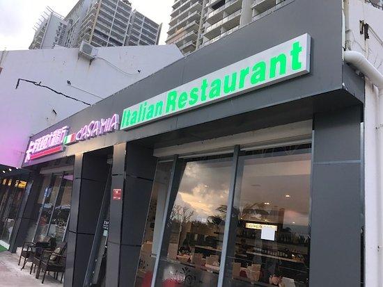 Casa Mia Italian Restaurant Foto