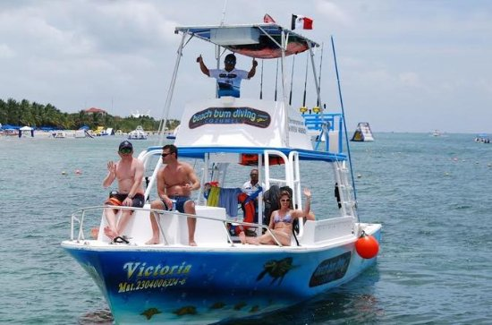 Private Boat Charter Tour in Cozumel