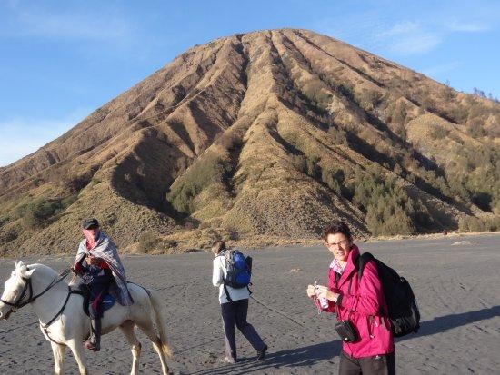 Bantul, Indonesia: Mount Tengger areal Bromo