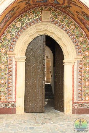 Pedoulas, Cyprus: Дверь - вход
