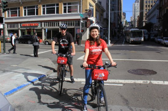 Golden Gate Park Guided Bike Tour