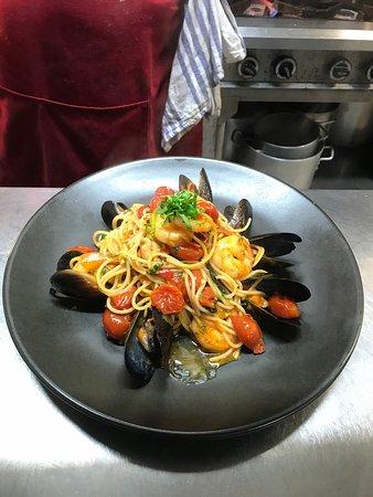 Cronulla, Australië: Passion for pasta