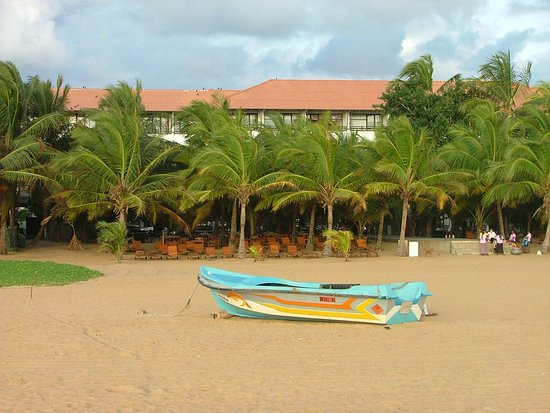 Hotel Goldi Sands: Hotel and grounds