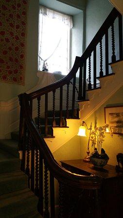 Farrington Gurney, UK: Stairwell