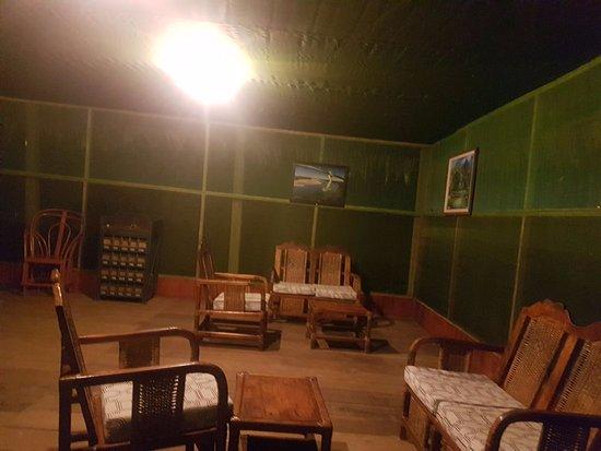 Cumaceba Amazon Lodge: Sala común del Hospedaje