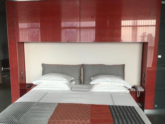 Lido Palace: Bedoorm - suite