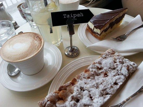 Küchenstudios Frankfurt cappuccino und kuchen picture of cafe sugar frankfurt