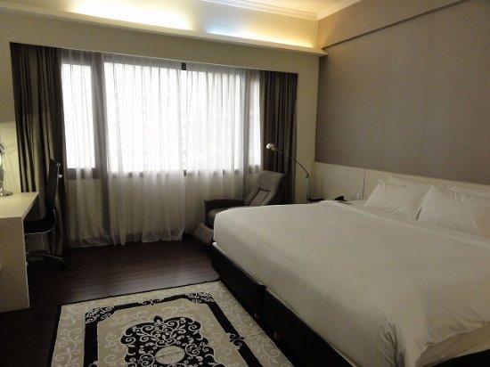 Village Hotel Bugis by Far East Hospitality: デラックスルーム