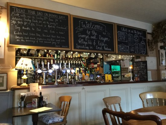 George & Dragon: Lovely pub with great food