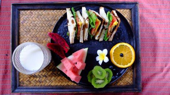 Jinghong, Chiny: 早餐