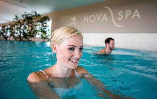 Hotel Novapark: Wellnessoase Nova-Spa in der 4. + 5. Etage des Hotels