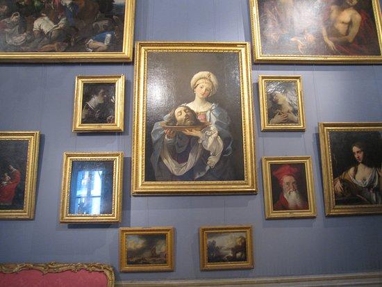 Galleria Nazionale di Arte Antica - Galleria Corsini : グイド・レーニ 洗礼者ヨハネの首を持つサロメ