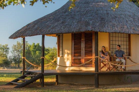 Entrance - Picture of Nsefu Camp, South Luangwa National Park - Tripadvisor