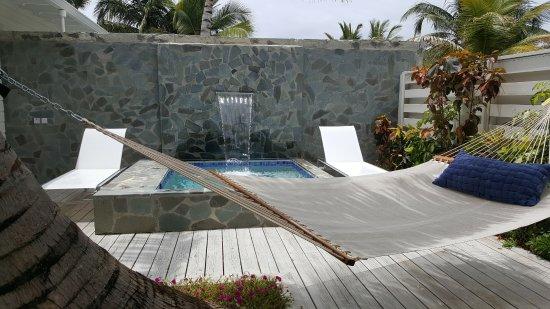 Coconut Bay Beach Resort U0026 Spa: Serenity Private Patio