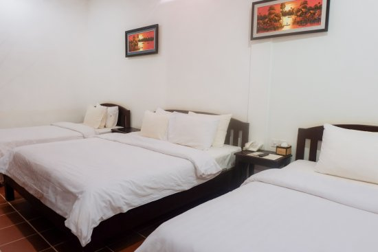 Central Boutique Angkor Hotel: Family Room