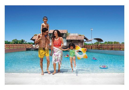 สวนสนุกวอนเดอร์ลา: Get closer with your family all over again in the play pool