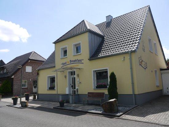 Legden, Jerman: Außenansicht