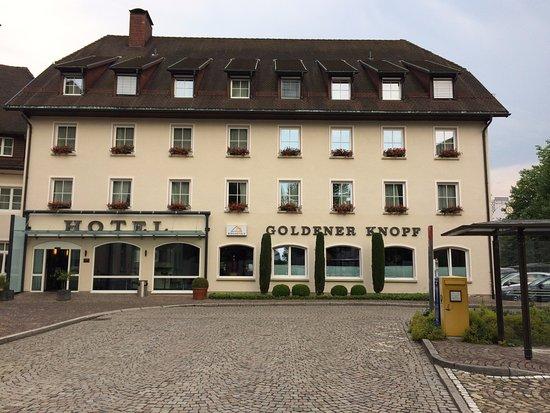 Ringhotel Goldener Knopf Foto