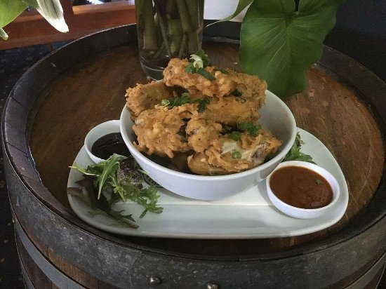 Mudgee, Australia: Famous Chicken Wings