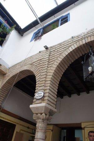 Taberna Los Palcos: 庭園建築