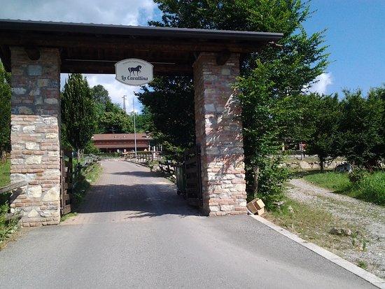 Monguzzo, Italie : ingresso