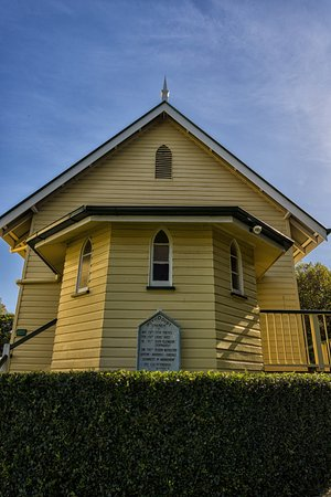 Hervey Bay Historical Village & Museum: Anglican Church