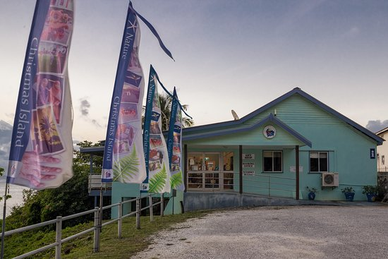Christmas Island Visitor Centre