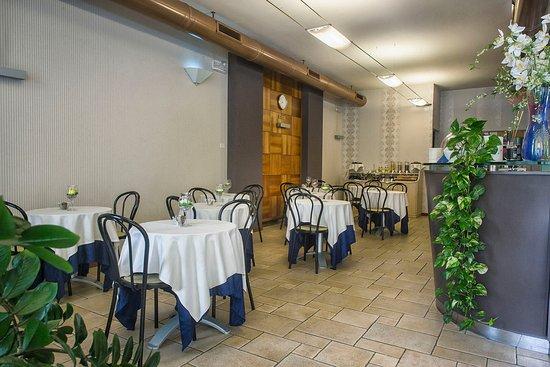 Hotel San Giacomo Sport&Relax: Sala Colazioni dell'Hotel San Giacomo