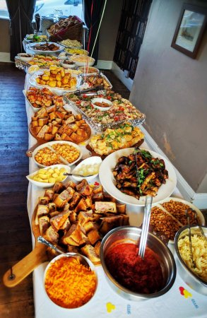 Astonishing Home Made Delicious Food Buffets Also Available For Special Download Free Architecture Designs Scobabritishbridgeorg