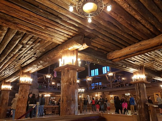 old faithful dining room - picture of old faithful inn restaurant