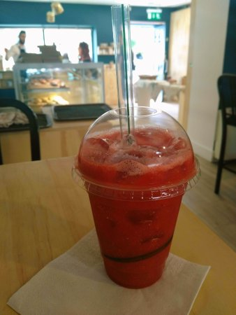 Maynooth, Irland: Iced Stawberry