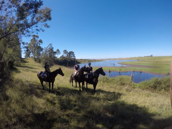 Wilderness, Sør-Afrika: Fun for the experienced: the Lancewood Ride