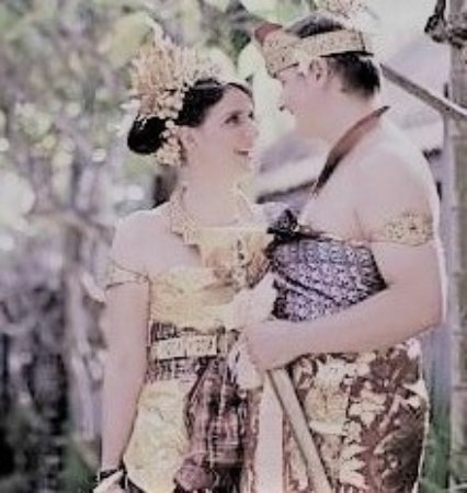 Kerobokan, Indonesia: The Royal Wedding in Bali . a celebration or Legal wedding arrangement by The Kayana villa