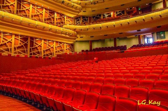 Suzhou Science and Cultural Arts Center: Centre complex