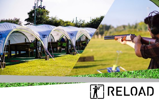 Reload Laser Clay Shooting Range Shooting and tents & Shooting and tents - Picture of Reload Laser Clay Shooting Range ...