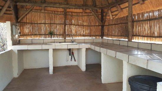 Kavango Region, Namibia: Campsite 6