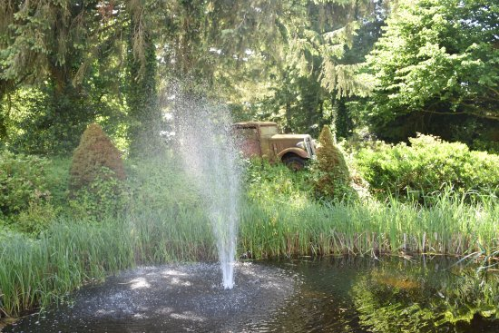 Nunspeet, Nederland: Beautiful gardens
