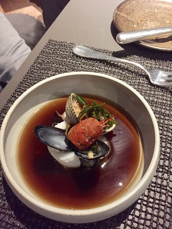 The Kitchin: Some of the amazing dishes